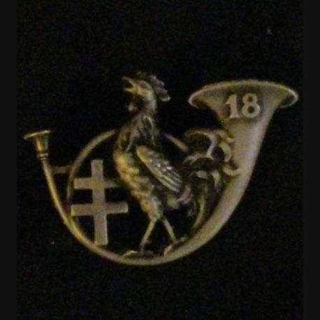 18° BCA : 18° BATAILLON DE CHASSEURS ALPINS (ABPD 1939)