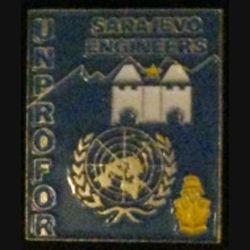 GÉNIE : SARAJEVO ENGINEERS PTT BUILDING UNPROFOR