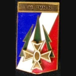 EM BMN-N : ÉTAT-MAJOR BDE MULTI NATIONALE-NORD 1°DIV BLINDÉE