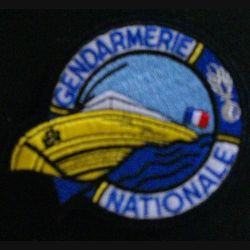 GENDARMERIE : FORCES D'INTERVENTIONS FLUVIALES