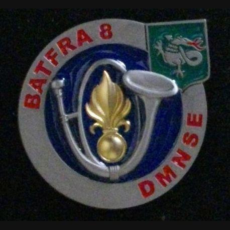 16°GC ET LÉGION : 16°GROUPE DE CHASSEURS DMNSE BATFRA 8