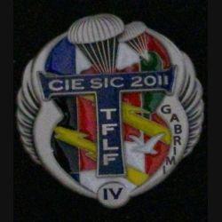 CIE SIC TRANSMISSIONS : TFLF 2011 GABRIMI IV MANDAT