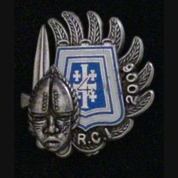 1°RHP : 1°RÉGIMENT DE HUSSARDS PARA 4°ESCADRON RCI 2006