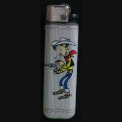 BRIQUET : LUCKY LUKE 1998 (USAGÉ)