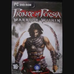 1. PRINCE OF PERSIA WARRIOR WITHIN UBISOFT (C64)