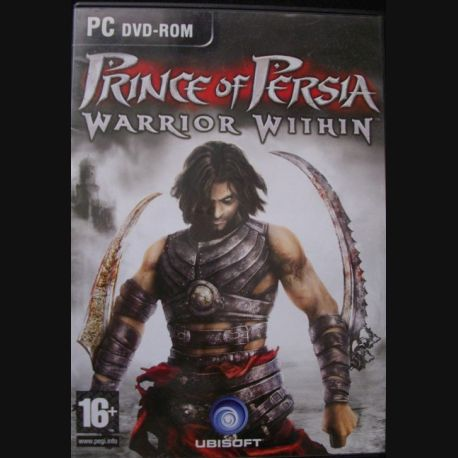 1. PRINCE OF PERSIA WARRIOR WITHIN UBISOFT (C64)