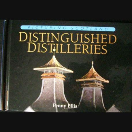 DISTINGUISHED DISTILLERIES DE PENNY ELIS PICTURING SCOTLAND (C149)