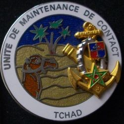 9°DIMA : 9°DIVISION D'INFANTERIE DE MARINE UMC TCHAD TRANSLUCIDE