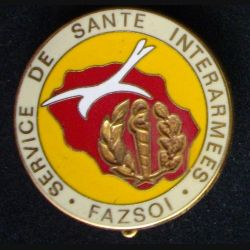 SS FAZSOI : SERVICE DE SANTE DES FAZSOI OCÉAN INDIEN