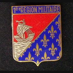 1° RM : 1° RÉGION MILITAIRE ÉMAIL (DRAGO 2219)