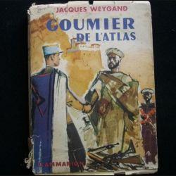 1. GOUMIER DE L'ATLAS DE JACQUES WEYGAND AUX EDITION FLAMMARION (C70)