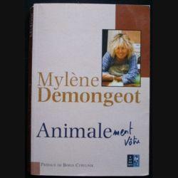 Animalement vôtre de Mylène Demongeot aux éditions Le pré aux clercs (C66 et C107)