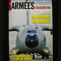 Armées d'aujourd'hui ADA N°388 avril 2014 (C93)