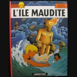 L'ile maudite de Jacques Martin aux éditions Casterman (C83)