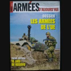 Armées d'aujourd'hui ADA N°387 mars 2014 (C93)
