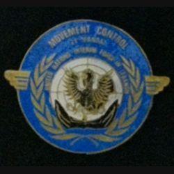 MOVEMENT CONTROL 21°MANDAT 1988