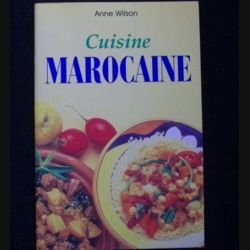 Cuisine Marocaine de Anne Wilson aux éditions Könemann (C72)