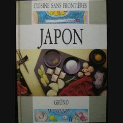 CUISINE SANS FRONTIÈRES JAPON AUX EDITIONS GRÜND (C90)
