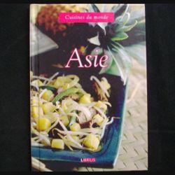 Cuisines du monde : Asie aux éditions Librilis (C72)