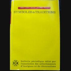 2. SYMBOLES & TRADITIONS : DU N°185(01-2003) AU N°188(12-2003) (C79)