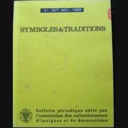 2. SYMBOLES & TRADITIONS : DU N°41(10-1968) AU N°46(10-1969) (C89)