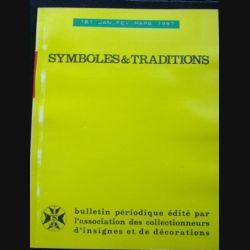 2. SYMBOLES & TRADITIONS : DU N°161(01-1997) AU N°164(12-1997) (C88)