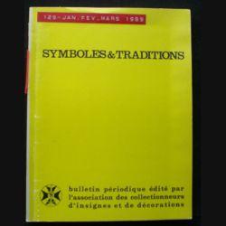 2. SYMBOLES & TRADITIONS : DU N°129(01-1989) AU N°132(12-1989) (C89)