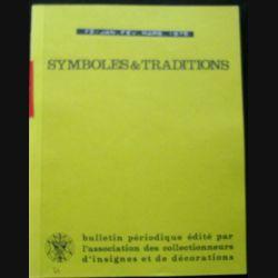 2. SYMBOLES & TRADITIONS : DU N°73(01-1975) AU N°76(12-1975) (C89)