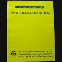 2. SYMBOLES & TRADITIONS : DU N°157(01-1996) AU N°160(12-1996) (C89)