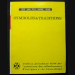 2. SYMBOLES & TRADITIONS : DU N°153(01-1995) AU N°156(12-1995) (C88)