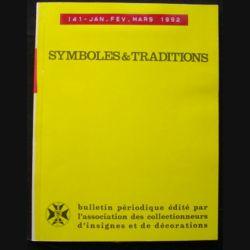 2. SYMBOLES & TRADITIONS : DU N°141(01-1992) AU N°144(12-1992) (C89)