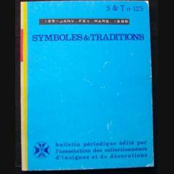 2. SYMBOLES & TRADITIONS : DU N°125 (01-1988) AU N°128 (12-1988) (C89)