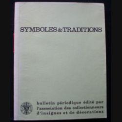 2. SYMBOLES & TRADITIONS : DU N°23 (09-1965) AU N°26 (04-1966) (C89)