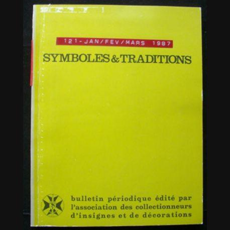 2. SYMBOLES & TRADITIONS : DU N°121(01-1987) AU N°124(12-1987) (C89)