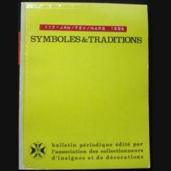 2. SYMBOLES & TRADITIONS : DU N°117(01-1986) AU N°120(12-1986) (C89)
