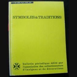 2. SYMBOLES & TRADITIONS : DU N°113(01-1985) AU N°116(12-1985) (C89)