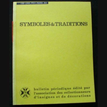2. SYMBOLES & TRADITIONS : DU N°109(01-1984) AU N°112(12-1984) (C89)