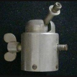 PHOTOGRAPHIE : tête de pied rotative pour appareil photo de fabrication EDLA déposé en métal