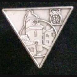2° REP : insigne du brevet de combat dans les localités de grade argent fabriqué par JMM Insignes