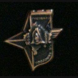 17° RGP : CA du 17° régiment du génie parachutiste KFOR 1999-2000 tout en bronze massif