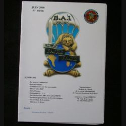 0. CATALOGUE DE L'AMICALE DU 35°RAP juin 2006 N°1/6 : bulletin de liaison des collectionneurs de l'amicale des anciens du 35°RAP (C92)