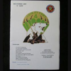 0. CATALOGUE DE L'AMICALE DU 35°RAP décembre 2005 N°2/5 : bulletin de liaison des collectionneurs de l'amicale des anciens du 35°RAP (C92)