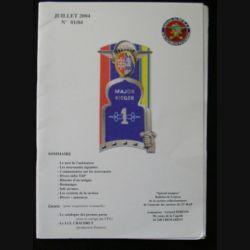 0. CATALOGUE DE L'AMICALE DU 35°RAP juillet 2004 N°1/4 : bulletin de liaison des collectionneurs de l'amicale des anciens du 35°RAP (C92)