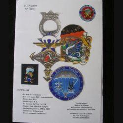 0. CATALOGUE DE L'AMICALE DU 35° RAP Juin 2009 N°9/1 : bulletin de liaison des collectionneurs de l'amicale des anciens du 35°RAP (C92)
