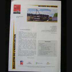 MUSÉE DU GÉNIE N°24 Décembre 2011 : les officiers du Génie Grand Croix de la légion d'honneur (C91)