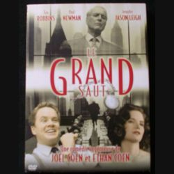 DVD : LE GRAND SAUT : une comédie ingénieuse des frères Cohen (C64)