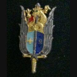 EA ALAT : insigne de l'école de l'application de l'aviation légère de l'armée de terre de fabrication Arthus Bertrand G. 4438