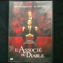 DVD L'ASSOCIE DU DIABLE : l'associé du diable est une fable sur la vanité et le pouvoir avec Keanu Reeves et Al Pacino (C64)
