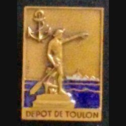 DEPOT DE TOULON