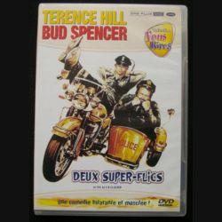 DVD deux super flics : un film de Bud Spencer et Terence Hill comédie hilarante et musclée (C64)